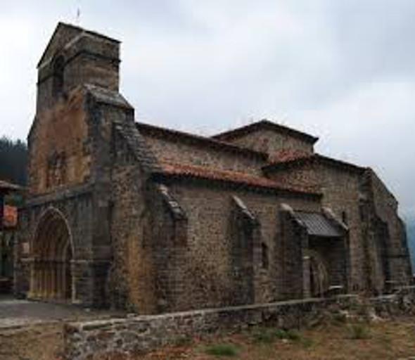 iglesia de Piasca en Cantabria