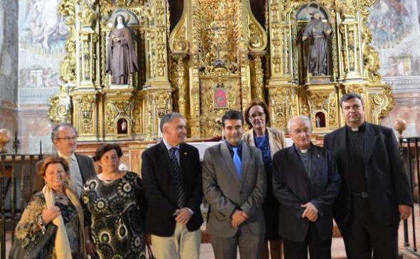 Subdelegado en el Convento Santa Clara Loja 2014
