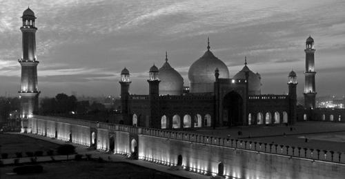 mezquita Pakistán