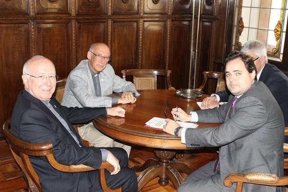 Diputación y obispado Albacete 2014