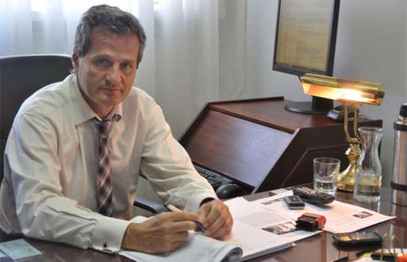 Fiscal argentino Ramiro González