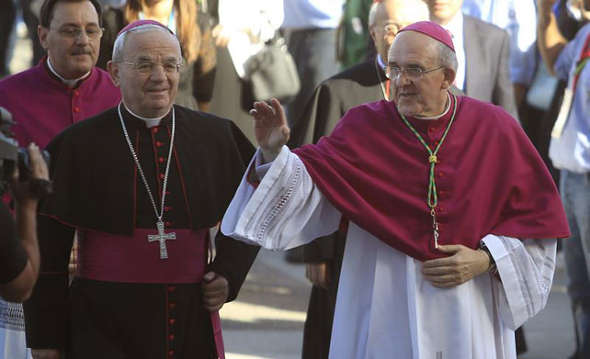 Carlos Osoro arzobispo Madrid 2014