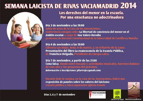 Semana Rivas 2014