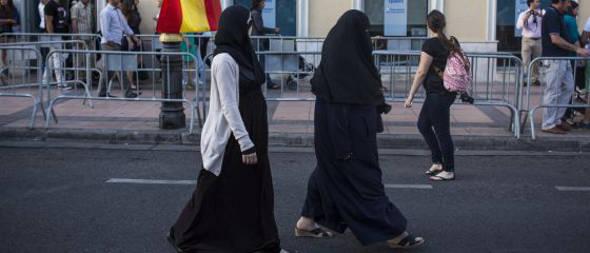 mujeres musulmanas Melilla