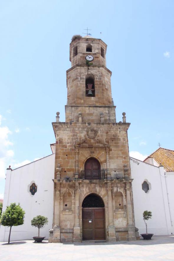 Iglesia de San Isidro Labrador Los Barrios