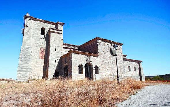 iglesia Villatoro en Burgos