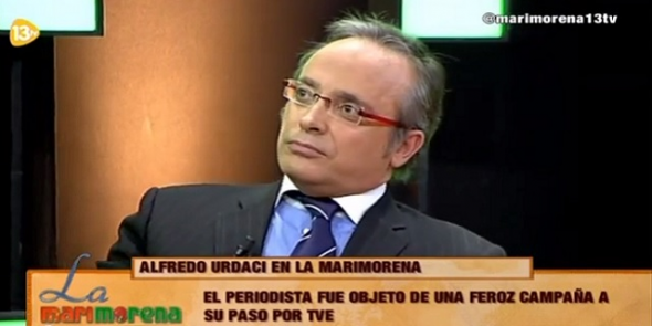 Alfredo Urdaci 13TV