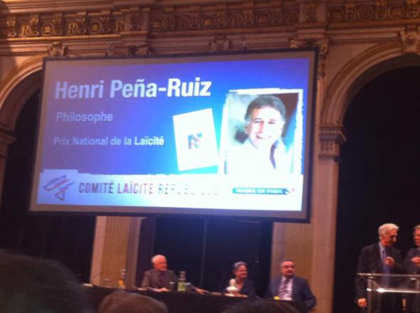 Henri Peña Ruiz