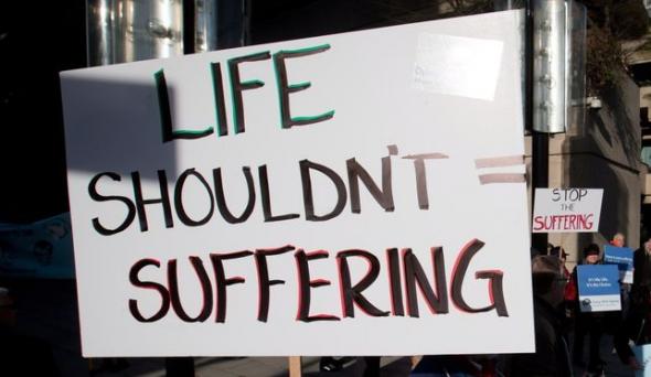 derecho a morir