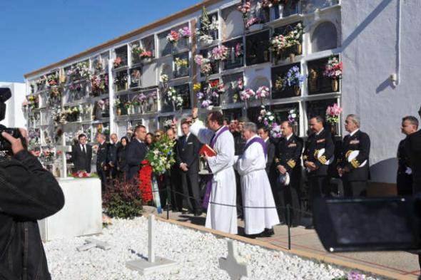 misa difuntos municipal San Fernando 2013