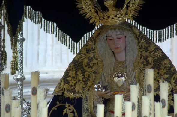 Virgen de la Amargura Granada