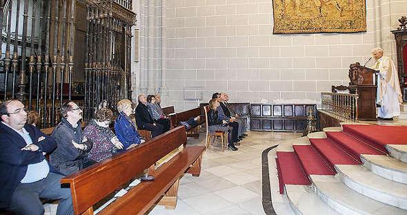 voto del Ayuntamiento de Palencia por el terremoto de Lisboa