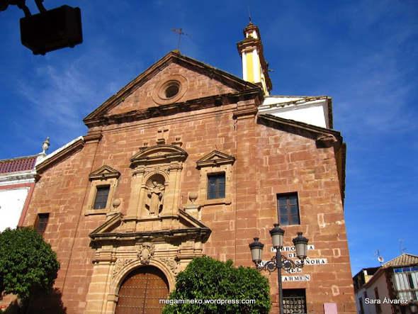 iglesia del Carmen en Montoro
