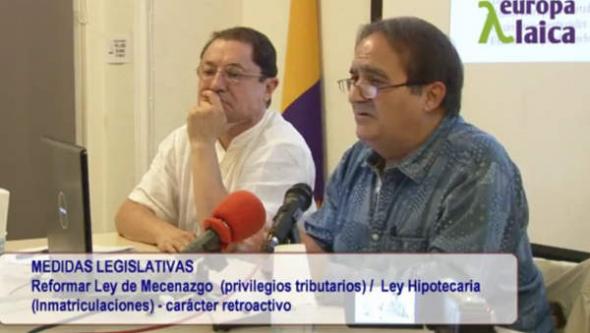 Francisco Delgado Propuestas electorales 2015