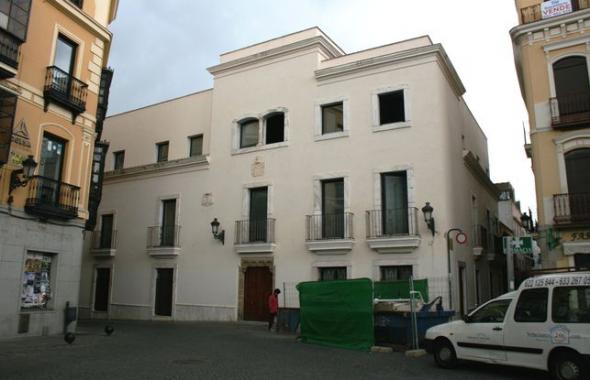 sede arzobispado Badajoz