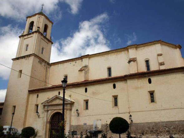 iglesia Tobarra en Albacete