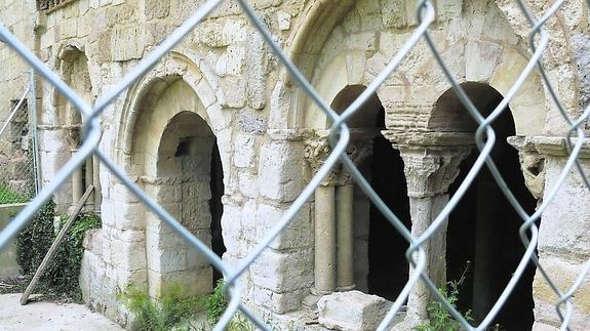 monasterio de la Zarza