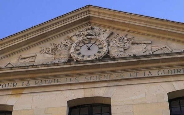 Fachada liceo Francia