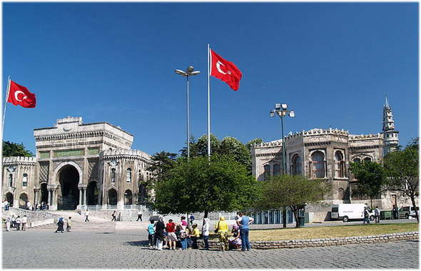 universidad de Estambul