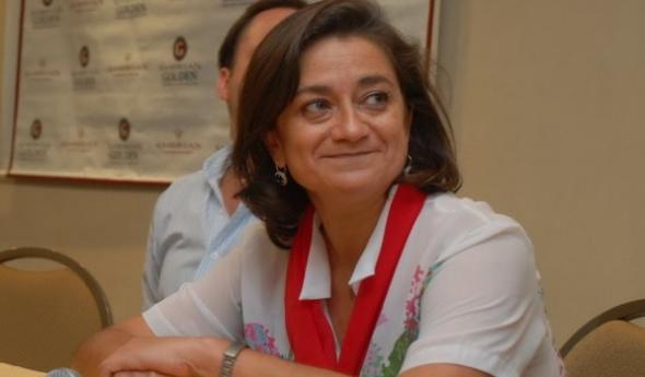 Corpacci Gobernadora de Catamarca