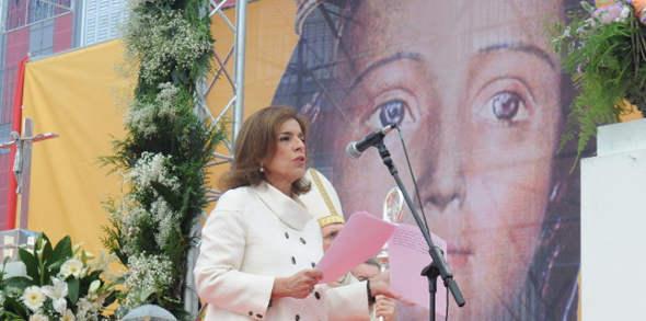 alcaldesa Madrid Almudena 2014