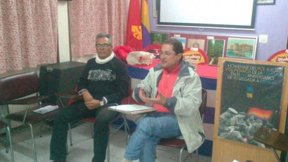 Charla en Parla Juanjo Picó 2014