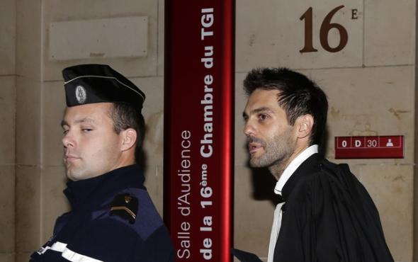 Abogado yihadista condenado Francia 2014
