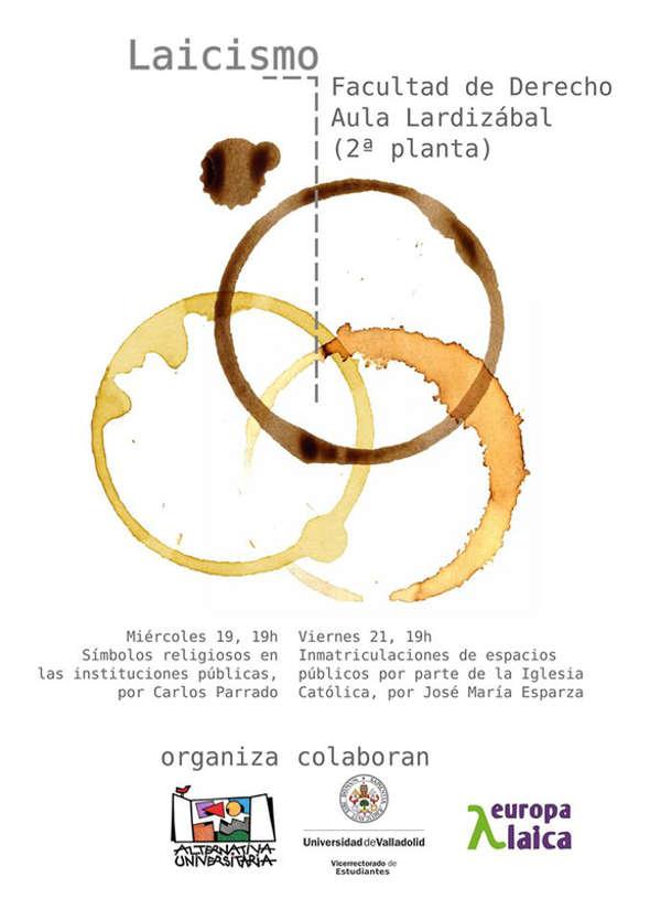 charla laicismo Valladolid 2014