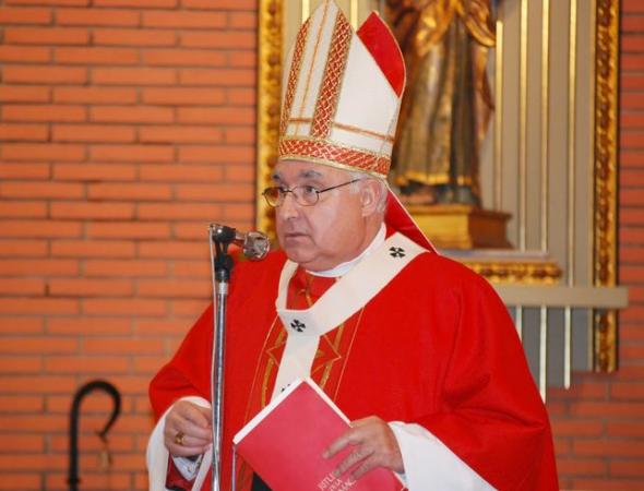 Araceli arzobispo Badajoz