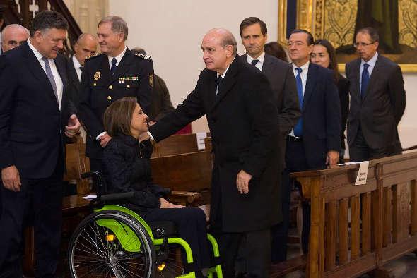 misa mir Día Víctimas Tráfico Los Jerónimos Madrid 2014