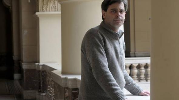 Sebastián víctima abusos iglesia en Argentina 2014
