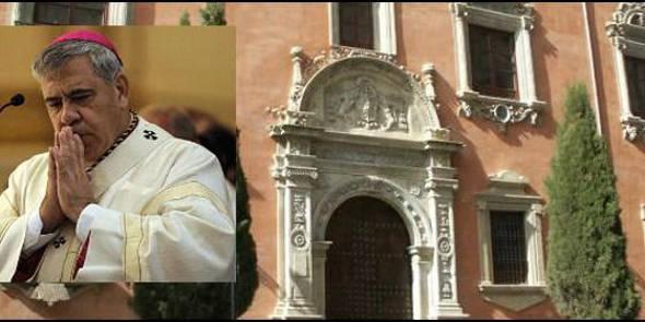 Martínez arzobispo Granada 2014
