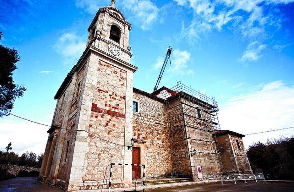 iglesia villafranca Burgos