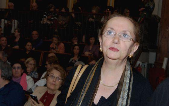 Amelia Varcárcel en Valencia 2014