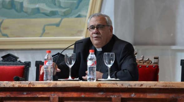 F Javier Martínez arzobispo Granada