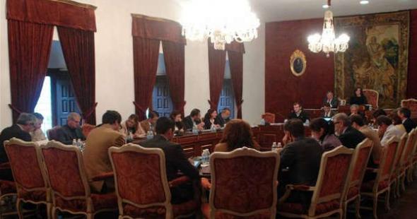 Pleno Dputación Córdoba