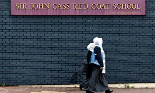 Red Coat Church of England School