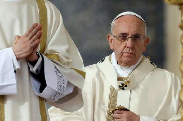 Bergoglio por Gregorio Borgia
