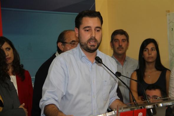 Daniel de las Rosa PSOE Burgos