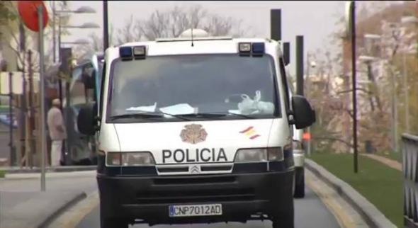Policía abusos Granada 2014