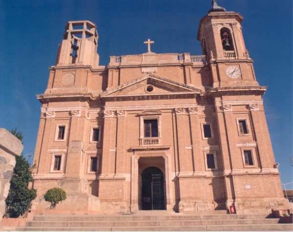 iglesia Epila Zaragoza