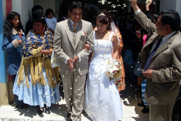 matrimonio Bolivia