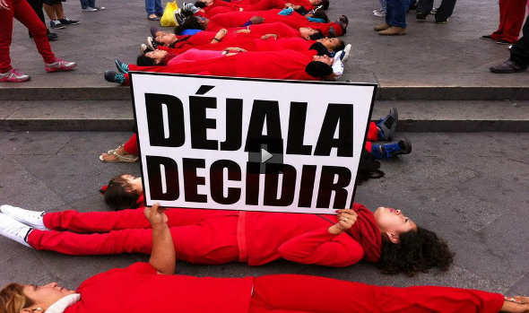 Aborto Perú protesta 2014