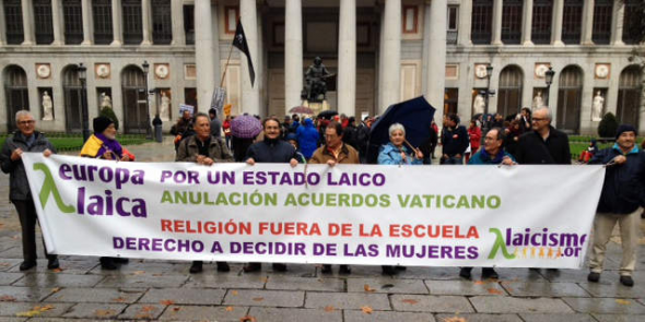 Europa Laica Marcha Dignidad 20141129 a