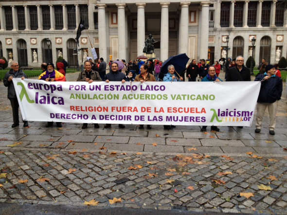 Europa Laica Marcha Dignidad 20141129 b