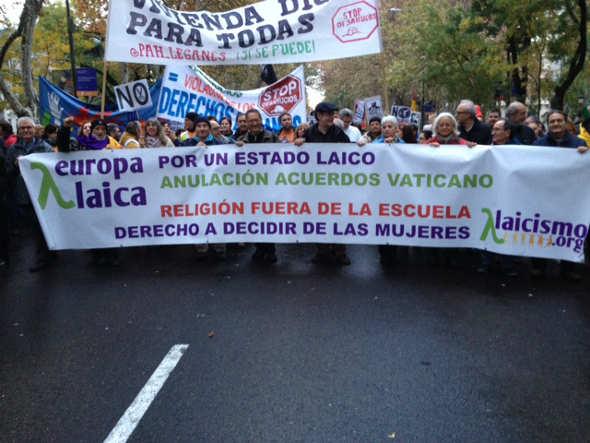 Europa Laica Marcha Dignidad 20141129 d