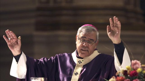 Javier Martínez arzobispo de Granada 2014