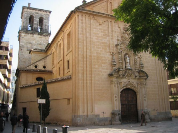 Colegiata de San Hipolito inmatriculada Córdoba