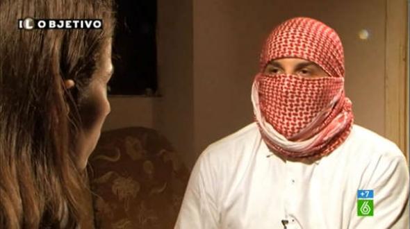 entrevista simpatizante Estado Islámico La Sexta 2014