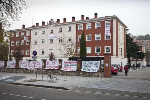 Hospital San Juan de Dios en Burgos 2014